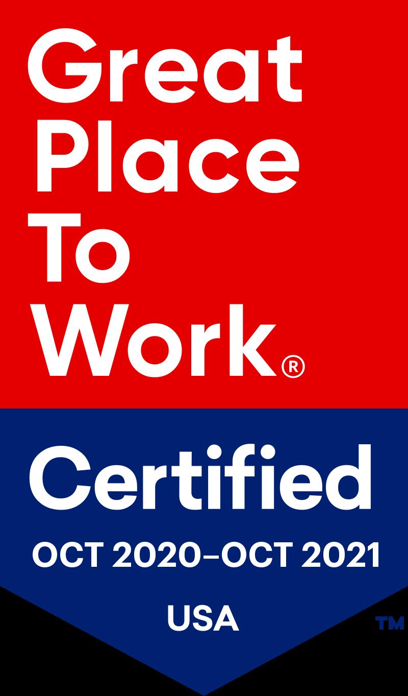 GPTW 2020-2021 logo